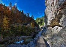 Egynapos buszos utazás Ausztria leghíresebb szurdokvölgyébe, az Ötscher-Tormauer Nemzeti Parkba