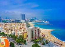 4 nap Barcelonában reggelivel, repülőjeggyel, 3*-os szállodában