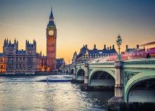 5 napos városnézés Londonban, reggelivel, repülőjeggyel, 3*-os szállással