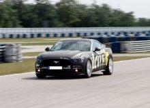 Élményvezetés Mustang GT500 versenyautóval az Euroringen, 2, 3, 4 vagy 5 körön át