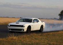 Élményvezetés Dodge Challenger Hellcat versenyautóval az Euroringen, 2, 3, 4 vagy 5 körön át