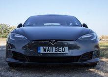 Élményvezetés Tesla Model s 85 D elektromos versenyautóval a DRX Ringen, 2, 3, 4 vagy 5 körön át
