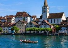 8 napos buszos körutazás 1 főre Svájcban, 7 éjszaka szállás reggelivel, idegenvezetéssel, kirándulásokkal