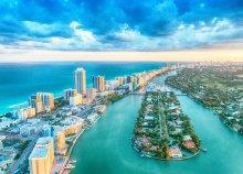1 éj Miamiban reggelivel és 9 éj az Explorer of the Seas hajón teljes ellátással 1 főre, repülőjeggyel