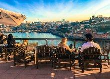 5 napos városnézés Portóban, reggelivel, repülőjeggyel, 3*-os hotelben
