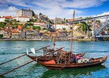 4 napos városnézés Portóban, reggelivel, repülőjeggyel, 3*-os hotelben