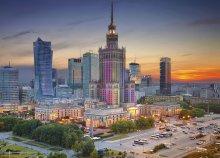 5 nap városnézés 1 főre Varsóban, reggelivel, repülőjeggyel, 2*-os hotelben