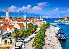 8 napos tengerparti körutazás 1 főre Horvátországban, félpanzióval, buszos utazással, idegenvezetéssel