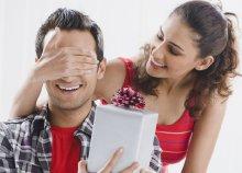 Írható, piros színű szerelemlakat Valentin-napra fehér filctollal