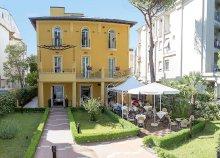 3 napos kikapcsolódás 2 személyre reggelivel az olaszországi Adriánál, Riminiben, az Alibi*** Hotelben