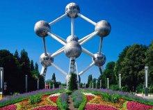 3 napos városnézés 2 személyre Brüsszelben, szállás az Albert** Hotelben