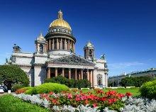 6 napos városnézés Szentpéterváron, észak Velencéjében, reggelivel, transzferekkel, idegenvezetéssel