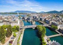 8 napos svájci körutazás Európa legszebb hegycsúcsai között, reggelivel, buszos utazással, idegenvezetéssel