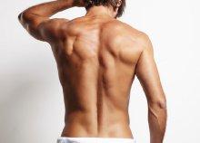 3 alkalom SHR szőrtelenítés hátra és vállakra férfiaknak, ajándék 3 alkalom hónalj-szőrtelenítéssel