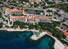 8 napos nyaralás az Adriai-tengernél, Karlobagban, all inclusive ellátással, a Zagreb*** Hotelben