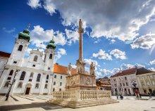 Autóbuszos utazás a Győri Élménynapra Audi-gyárlátogatással és győri városnézéssel