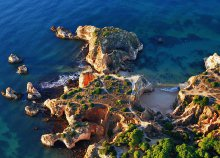 7 napos kirándulás Portugáliába, az óceánhoz, repülőjeggyel, reggelivel, 4*-os szállodákban, idegenvezetéssel