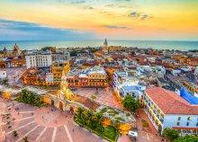 14 napos körút Kolumbiában, Ecuadorban és Galapagoson, reggelivel, 3 és 4 *-os hotelekben, idegenvezetéssel