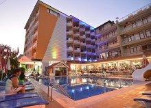 8 nap a török riviérán, Alanyában, repülőjeggyel, all inclusive ellátással, transzferrel, az Arsi*** Hotel