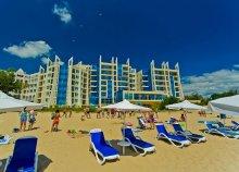8 nap a bulgáriai Naposparton, repülőjeggyel, ultra all inclusive ellátással, a Blue Pearl**** hotelben