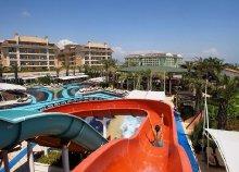 8 nap Belekben, repülőjeggyel, ultra all inclusive ellátással, a Crystal Family Resort & Spában*****