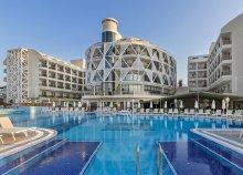 8 nap a török riviérán, Sidében, repülőjeggyel, all inclusive ellátással, a Crown Sunshine**** hotelben