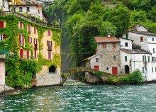 5 napos körút az olasz tóvidéken, reggelivel, busszal, 3 és 4 csillagos szállodákban, idegenvezetéssel