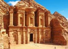 5 napos körutazás Jordániában, repülőjeggyel, félpanzióval, 4*-os szállodában, idegenvezetéssel