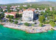 8 nap az Adriai-tengernél, a Kvarner-öbölben, Selcén, reggelivel, a Marina**** Hotelben