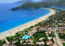 8 nap 1 főre Marmarisban, repülőjeggyel, all inclusive ellátással, a Club Belcekiz Beach Hotelben*****