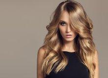 Hajvágás és hajtáplálás L'Oréal anyagokkal hosszú hajra a Varázsház Szépségszalonban
