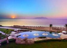 8 napos nyaralás Sharm El Sheikh-en, repülőjeggyel, all inclusive ellátással, a Cyrene Grand Hotelben*****