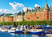 4 nap Stockholmban, repülőjeggyel, 4*-os szállással, reggelivel, helyi buszos közlekedéssel, idegenvezetéssel