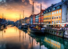 4 nap Koppenhágában, repülőjeggyel, 4*-os szállással, reggelivel, helyi buszos közlekedéssel, idegenvezetéssel