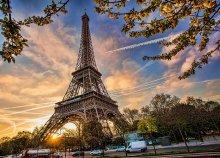 4 éjszaka Párizsban, 1-1 éjszaka tranzitszállással, reggelivel, busszal, idegenvezetéssel, őszi szünetben is