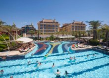 8 napos nyaralás Belekben, repülőjeggyel, ultimate all inclusive ellátással, a Crystal Family Resortban*****