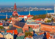 8 napos körutazás  a Baltikumban, repülőjeggyel, illetékkel, helyi busszal, reggelivel, idegenvezetéssel