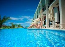 8 nap Dalamanban, Fethiye városában, repülőjeggyel, all inclusive ellátással, a Jiva Beach Resortban*****