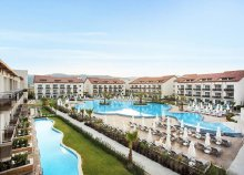 8 nap török tengerparton, Fethiyében, repülővel, all inclusive ellátással, a Barut Fethiye Hotelben