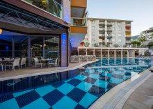 8 nap a török riviérán, Alanyában, repülőjeggyel, all inclusive ellátással, a Tac Premier Hotel & Spában****
