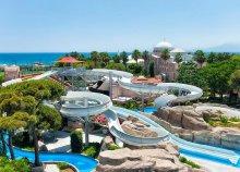 8 nap Antalyában, repülőjeggyel, ultra all inclusive ellátással, 5*-os hotelben - Debrecenből