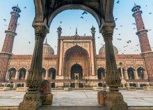 13 napos körutazás Indiában, repülőjeggyel, félpanzióval, helyi busszal, idegenvezetéssel