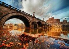 Mindenszenteki hosszú hétvége Rómában, 3 nap, reggelivel, buszos utazással