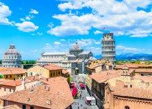 9 nap Toszkánában, busszal, reggelivel, idegenvezetéssel – Montecatini Terme, Elba-sziget, Cinque Terre, Pisa