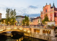 3 napos kirándulás Szlovéniában, busszal, reggelivel, idegenvezetéssel – Bledi-tó, Bohinji-tó, Savica-vízesés