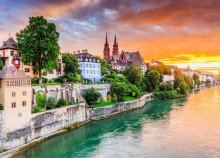 6 nap Svájcban elzászi kiruccanással, busszal, reggelivel, idegenvezetéssel – Bázel, Luzern, Königssee