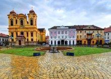 7 nap Dél-Erdélyben és a Duna-deltánál, busszal, reggelivel, idegenvezetéssel – Arad, Temesvár, Herkulesfürdő