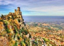 4 nap az olasz Adrián, Cattolicában, busszal, reggelivel, idegenvezetéssel, a pünkösdi hosszú hétvégén is