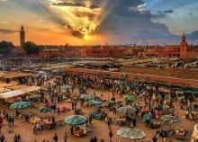 8 napos körutazás Marokkóban, repülővel, félpanzióval, idegenvezetéssel –Marrakesh, a Közép-Atlasz, Casablanca