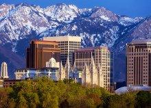 10 nap az Egyesült Államokban, a vadnyugaton, repülővel, reggelivel, idegenvezetéssel – Salt Lake City